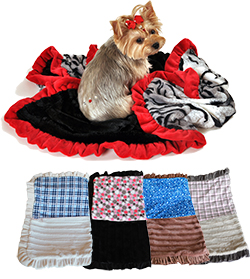 New Luxury Pet Blankets