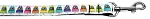 Have Your Cake Nylon Dog Leash 3/8 inch wide 6ft Long