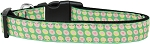 Heartspalooza Nylon Dog Collar Medium Narrow