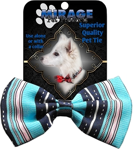 Pet's Night Out Pet Bow Tie Collar Accessory with Velcro
