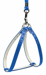 Step-In Harness Blue w/ Blue Stones 10