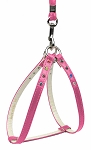 Confetti Step In Harness Pink 10
