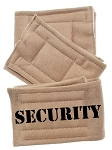 Peter Pads Tan Size XS Security Screen Print 3 Pack