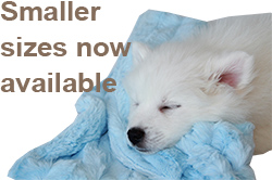 Pet Blankets - New Sizes!