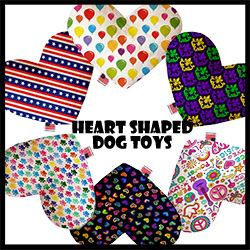 MADE IN THE USA Heart Toys