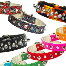 Punk Rock Vintage Dog Collars Collection