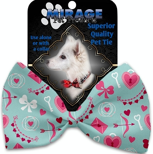 Cupid's Love Pet Bow Tie