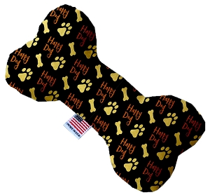 Happy Dog 6 inch Stuffing Free Bone Dog Toy