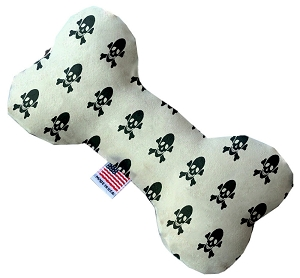 Pure Poison 6 inch Stuffing Free Bone Dog Toy