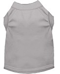 Plain Shirts Grey XS
