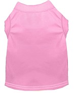 Plain Shirts Light Pink XS