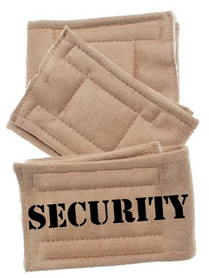 Peter Pads Tan Size SM Security 3 Pack
