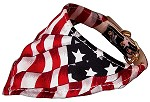 America the Beautiful Bandana Collars Patriotic 10