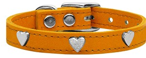 Heart Leather Mandarin 16