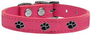 Paw Leather Pink 20