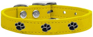 Paw Leather Yellow 24