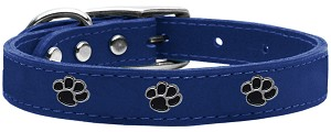 Paw Leather Blue 18
