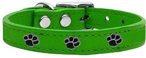 Paw Leather Emerald Green 16