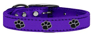 Metallic Paw Leather Purple MTL 18