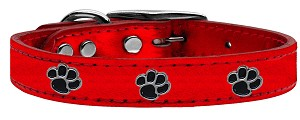 Metallic Paw Leather RedMTL 26