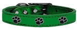 Metallic Paw Leather Emerald Green MTL 24