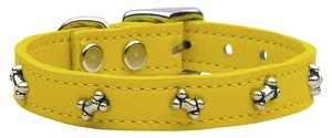 Bone Leather Yellow 18