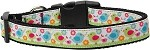 Chirpy Chicks Nylon Ribbon Collars Medium