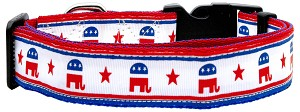 Political Nylon Republican Sm