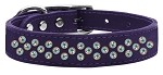 Sprinkles AB Crystal Leather Purple 16