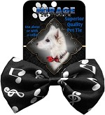 Dog Bow Tie Classical Music