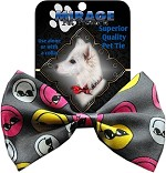 Smileys Pet Bow Tie Collar Accessory with Velcro