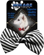 Moxie Pet Bow Tie Collar Accessory with Velcro