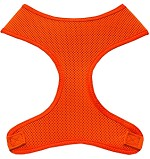 Soft Mesh Pet Harnesses Orange XS