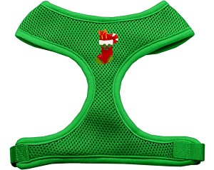 Stocking Chipper Emerald Harness Large