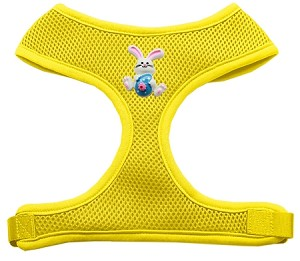 Easter Bunny Chipper Yellow Harness Large
