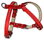 Comfort Harness Red 10