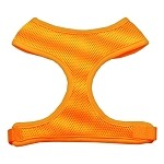 Soft Mesh Harnesses Orange Small