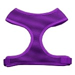 Soft Mesh Harnesses Purple Small