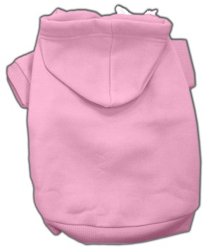 Blank Hoodies Light Pink S (10)