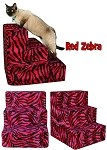 Red Zebra Pet Steps