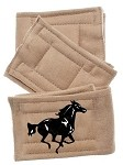 Peter Pads Tan Size XS Horse 3 Pack