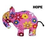 Perfect World Pets Elephant Dog Toy