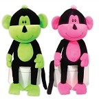 Neon Monkeys Pet Toy Set