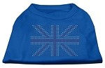 British Flag Shirts Blue XS