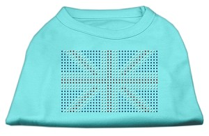 British Flag Shirts Aqua XS (8)