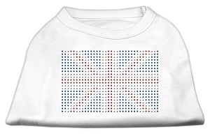 British Flag Shirts White XXXL(20)
