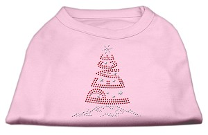 Peace Tree Shirts Light Pink XXL