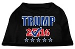 Trump Checkbox Election Screenprint Shirts Black XS (8)