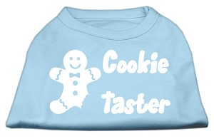 Cookie Taster Screen Print Shirts Baby Blue Lg (14)