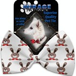Dapper Rabbits Pet Bow Tie